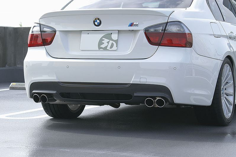 3d design e90 e91 m sport rear diffuser type bg 1 - iND Distribution