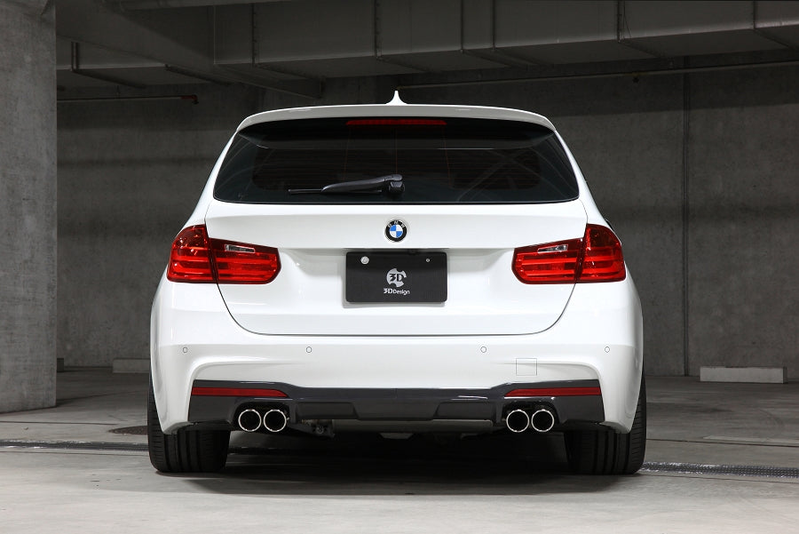 3d design f31 roof spoiler - iND Distribution