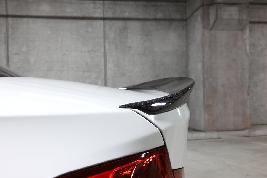 3D Design F30 Carbon Fiber Trunk Spoiler 2