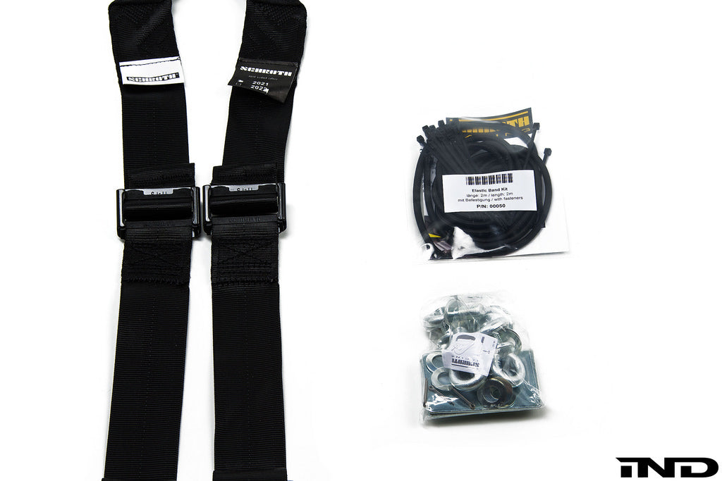 OEM M4 GTS Schroth Harness