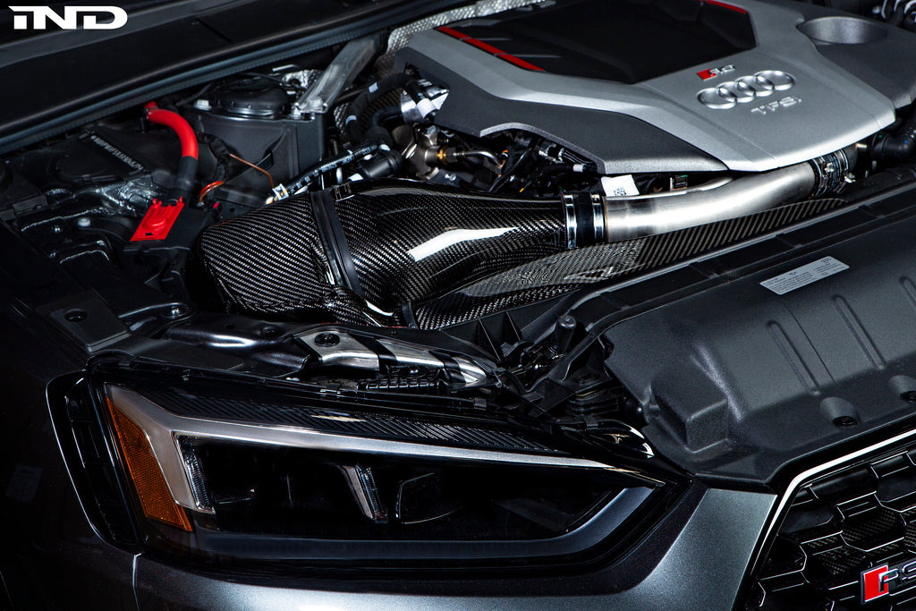 Eventuri b9 rs4 rs5 carbon intake system - iND Distribution