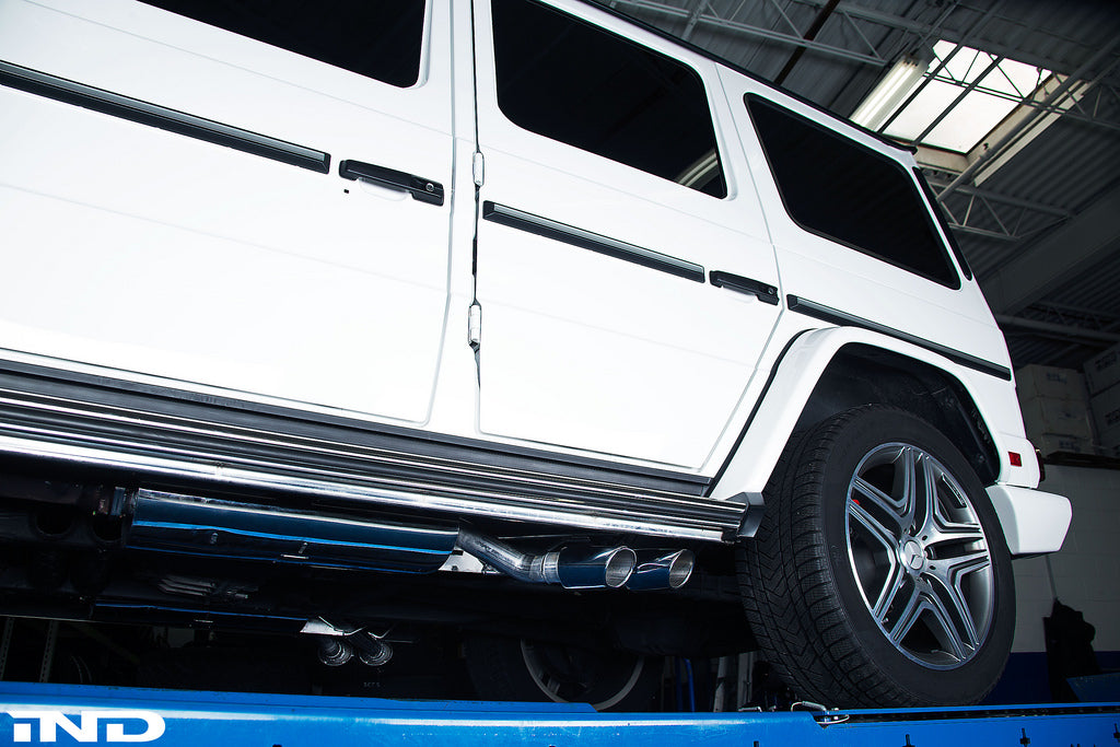 Eisenmann g63 g65 amg performance exhaust - iND Distribution