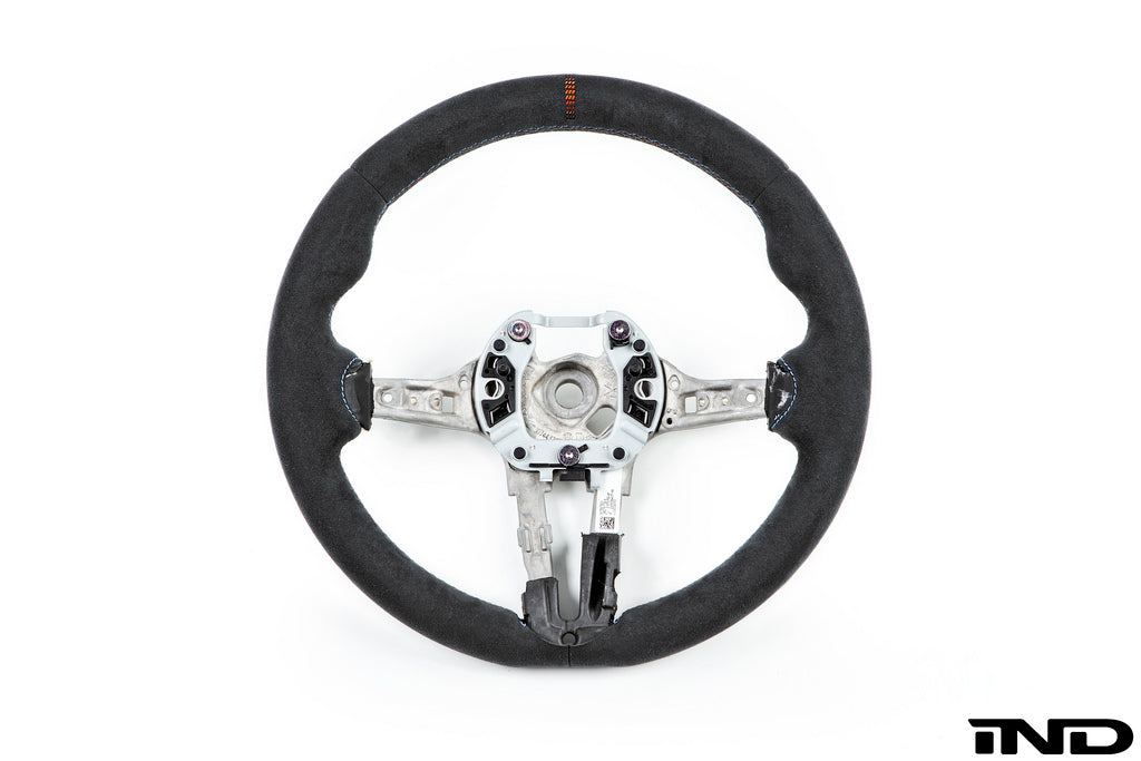 BMW OEM f82 m4 gts steering wheel - iND Distribution