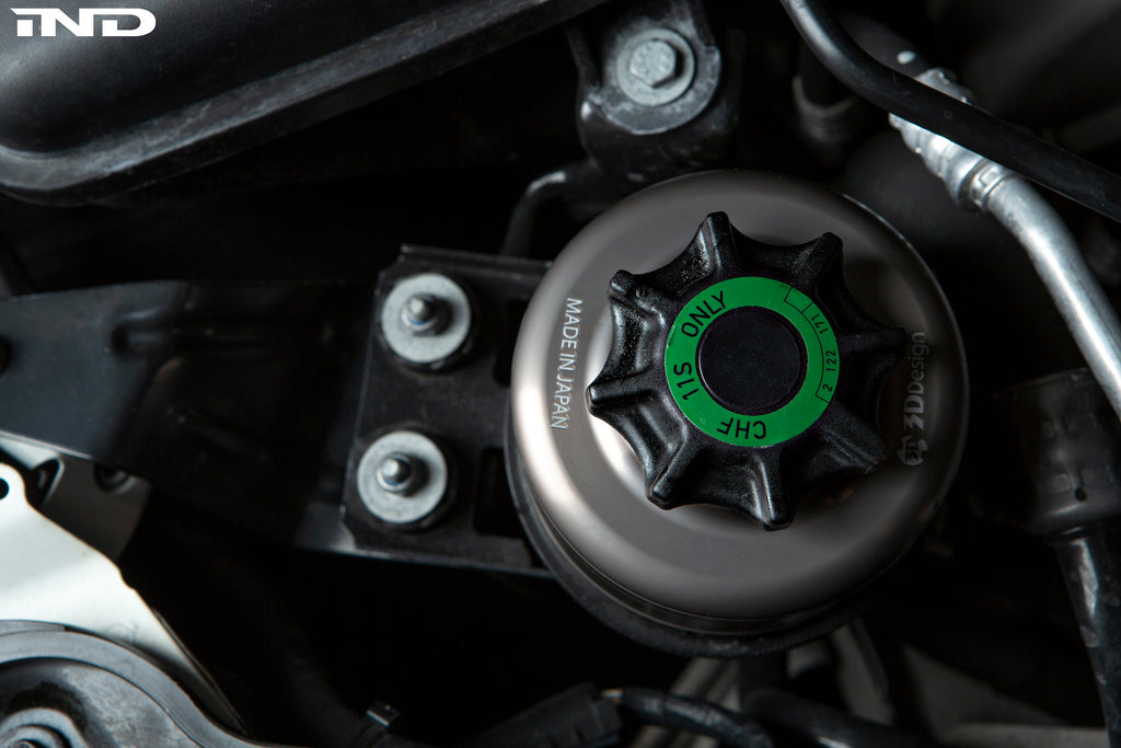 3d design power steering reservoir attachment - iND Distribution