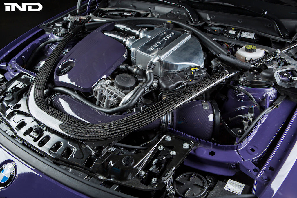 ESS tuning f87 m2 competition charge pipes - iND Distribution