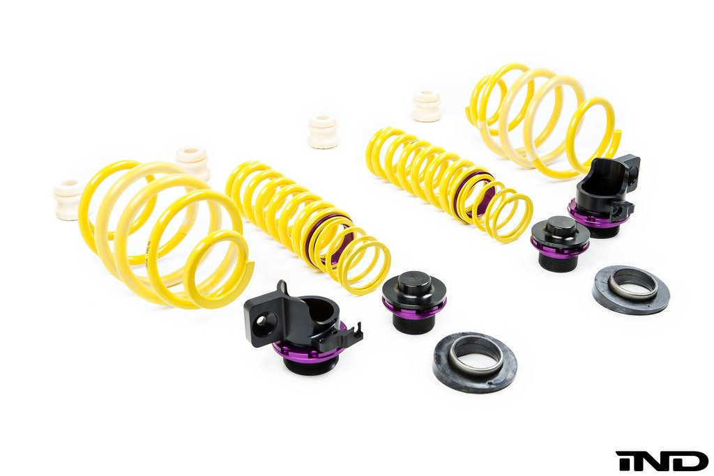 KW Suspension height adjustable spring kit audi tt rs 8s mqb coupe without magnetic ride - iND Distribution