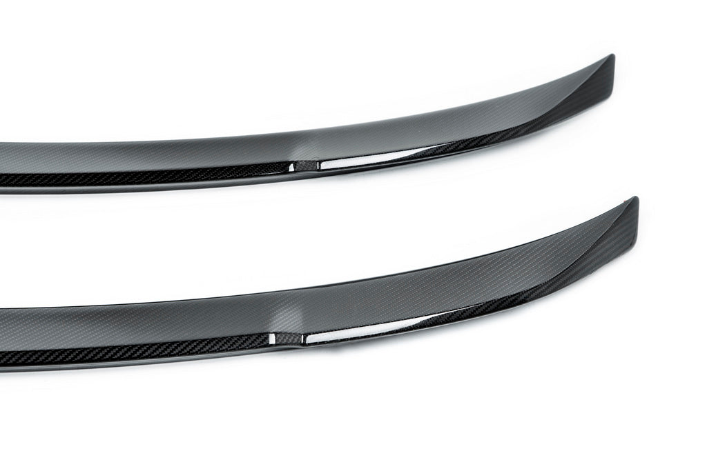 BMW OEM f82 m4 cs carbon fiber trunk spoiler - iND Distribution
