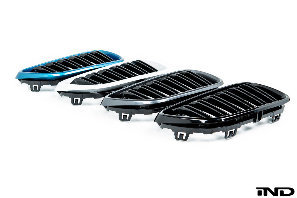 BMW M Performance F87 M2 Front Grille Set 17