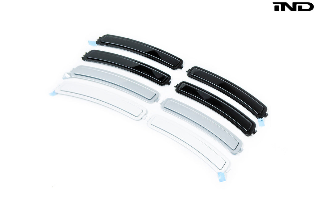 IND G30 5-series Painted Front Reflector Set 1