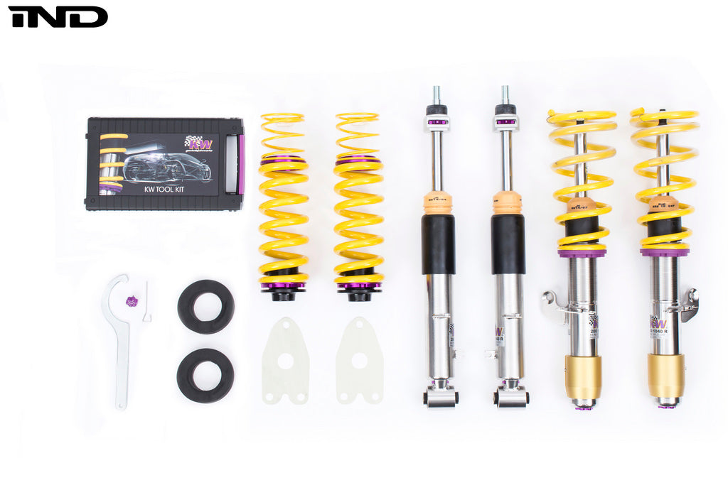 KW f87 m2 variant 3 coilover kit - iND Distribution