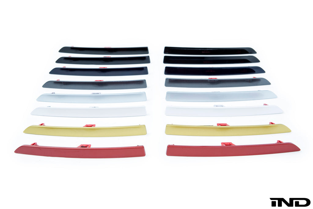 iND f82 m4 cs painted rear reflector set - iND Distribution