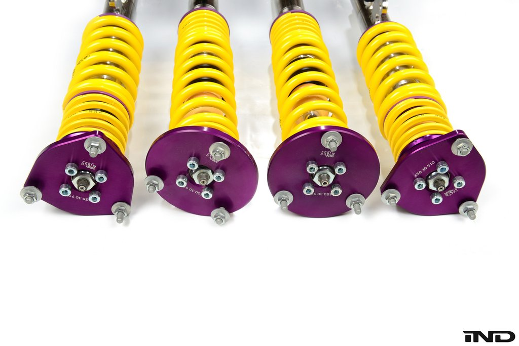 KW Suspension clubsport 3 way porsche cayman 987 incl cayman s - iND Distribution