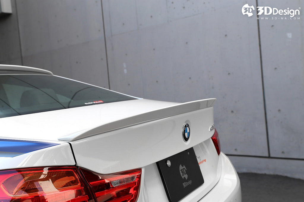 3d design f32 trunk spoiler - iND Distribution