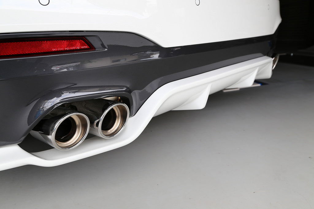3D Design G30 5-Series Rear Diffuser 3