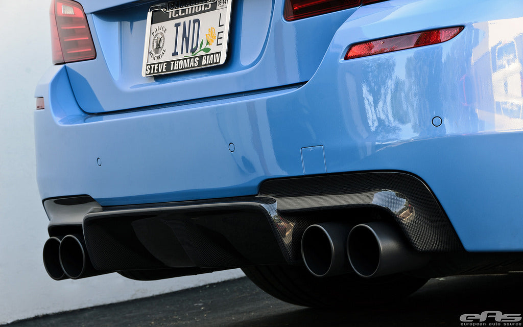 3D Design F10 M5 Carbon Fiber Rear Diffuser 11