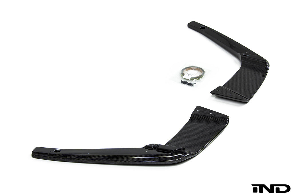 3D Design F06 / F12 / F13 M6 Carbon Fiber Rear Diffuser Set 2