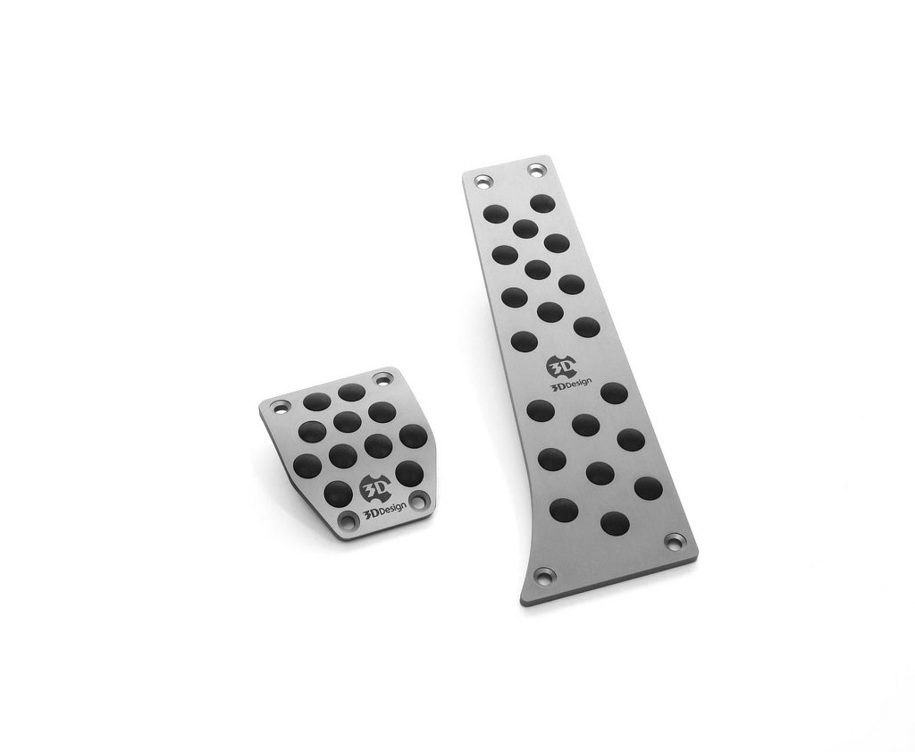 3D Design Aluminum Pedal Set 2