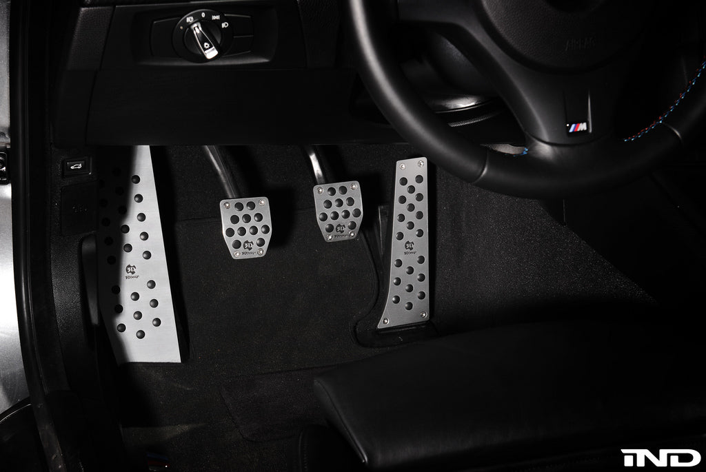 3D Design Aluminum Pedal Set 4