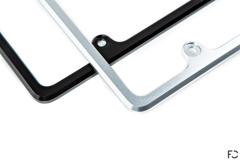 Future Classic aluminum plate frame hardware kit - iND Distribution
