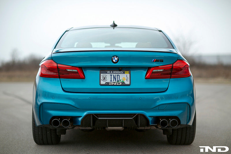 BMW F90 M5 M Performance Carbon Rear Diffuser 5