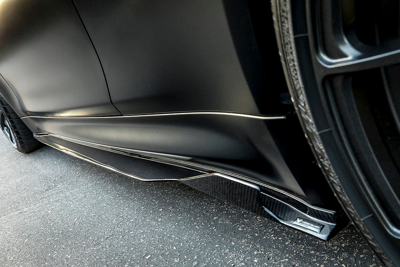 Vorsteiner bmw gts v f8x m3 m4 carbon side skirt set - iND Distribution