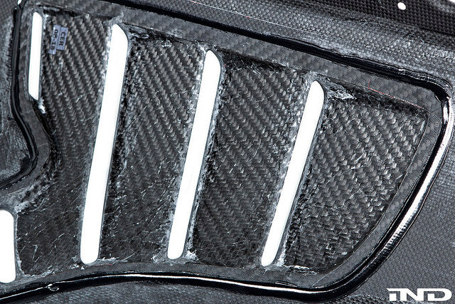 Alpha N F87 M2 Carbon Fender Set  8
