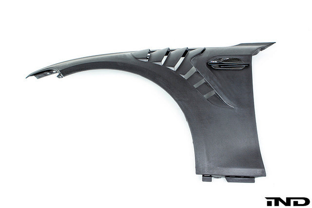 Alpha N F87 M2 Carbon Fender Set  1