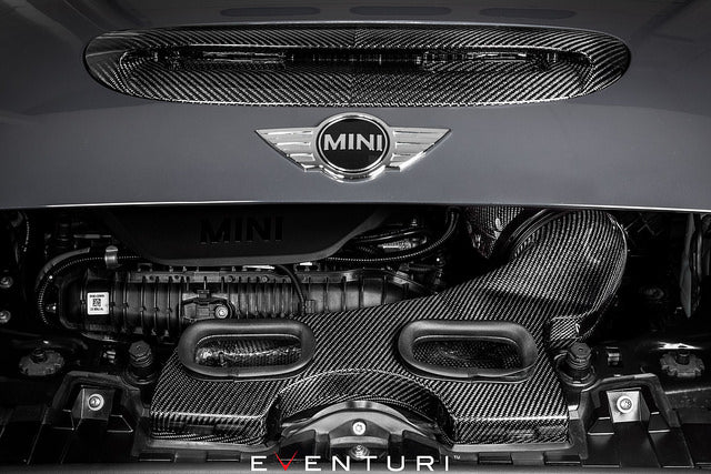 Eventuri f56 mini cooper s carbon intake system - iND Distribution