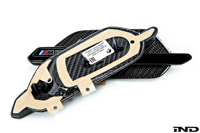BMW f87 m2 m Performance carbon side marker set - iND Distribution