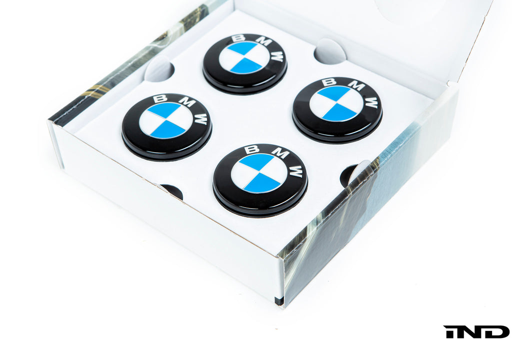 BMW floating wheel center cap set - iND Distribution
