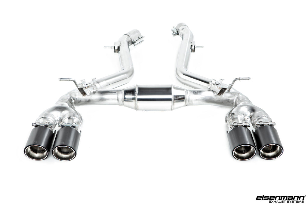 Eisenmann F87 M2 Competition Performance Exhaust - Race