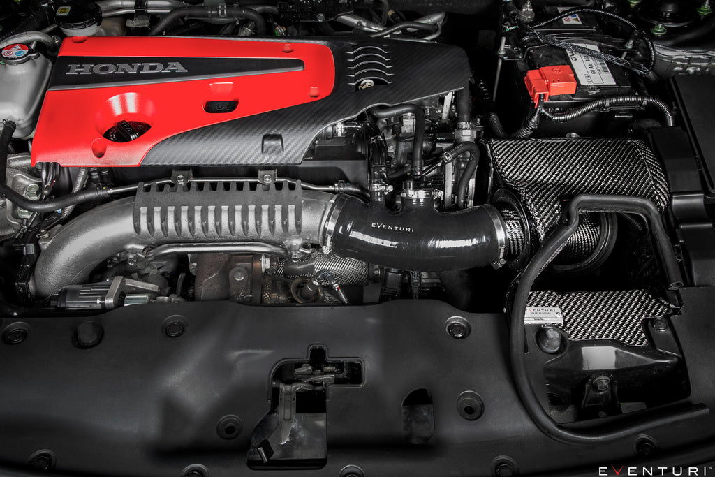 Eventuri fk8 civic type r silicone tube - iND Distribution