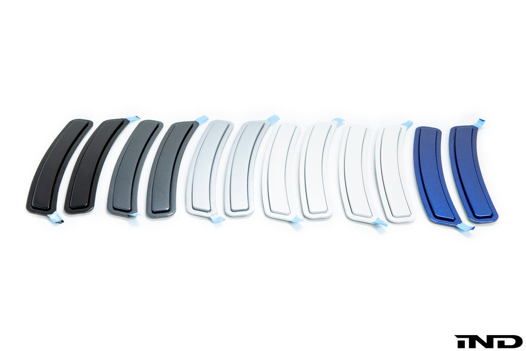 iND g20 3 series painted front reflector set - iND Distribution