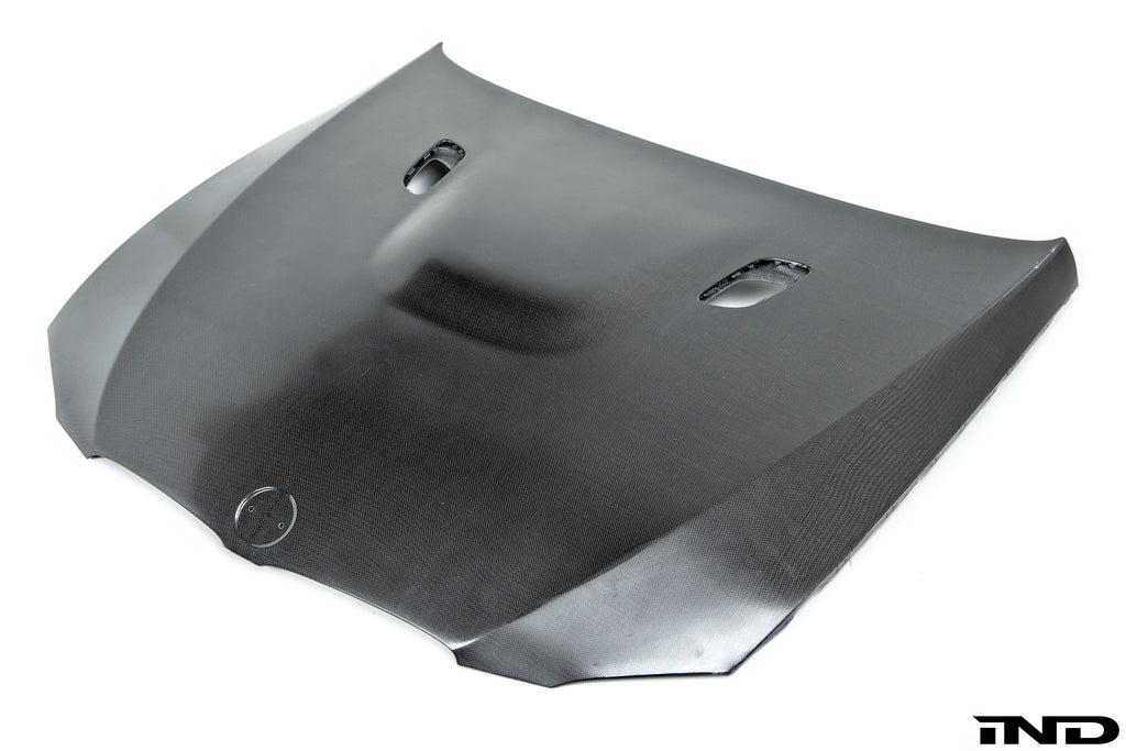 RKP oem e92 m3 carbon race hood - iND Distribution