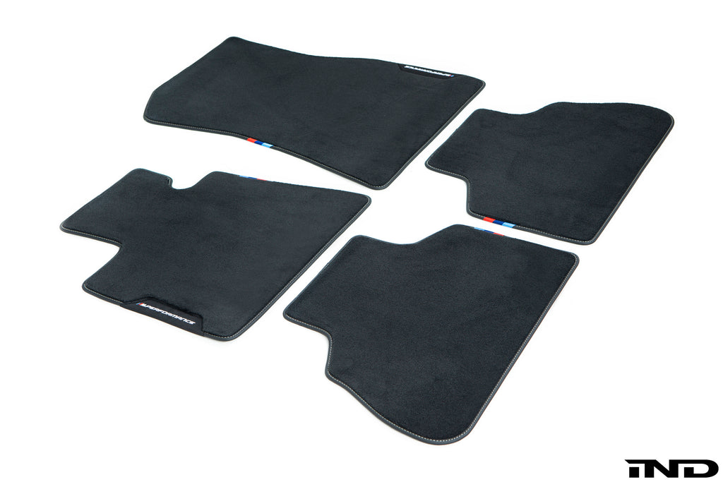 BMW m Performance g05 x5 floor mat set - iND Distribution