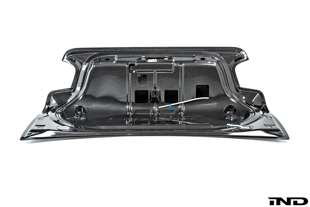BMW m Performance f87 m2 carbon trunk - iND Distribution