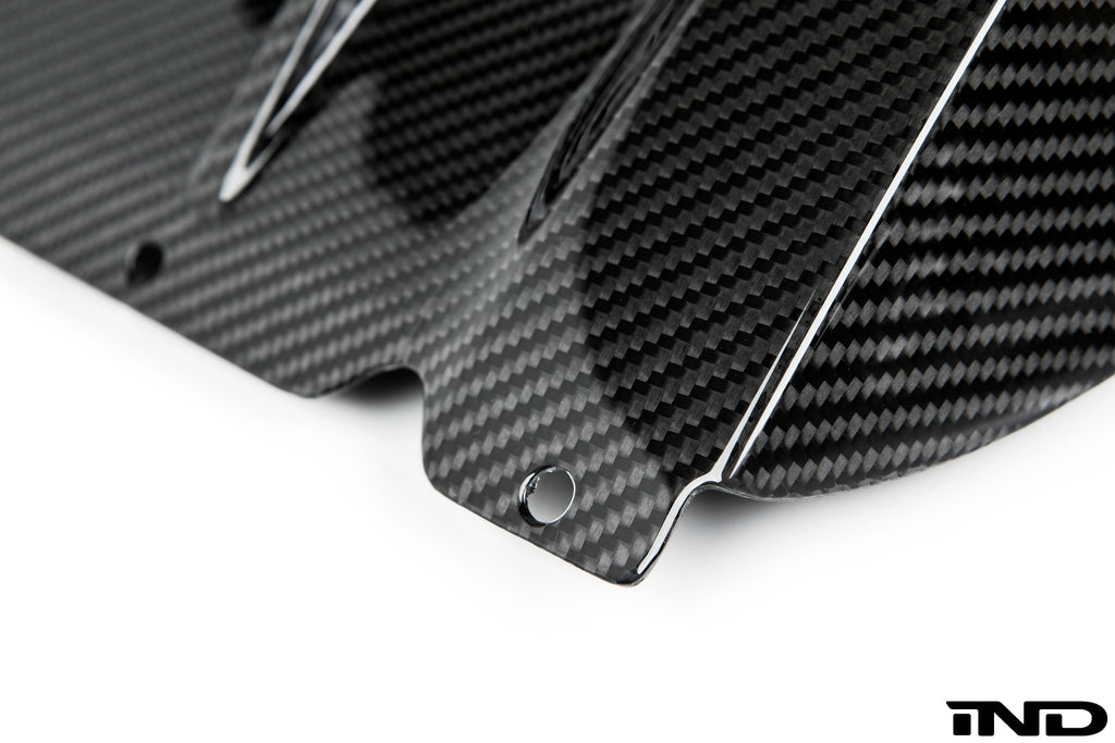 BMW m Performance f87 m2 carbon rear diffuser - iND Distribution