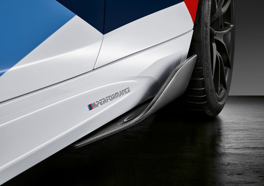 BMW M Performance F87 M2 Carbon Rear Winglet Set