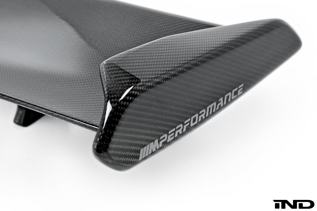 BMW M Performance F82 M4 Carbon Fiber Wing 9