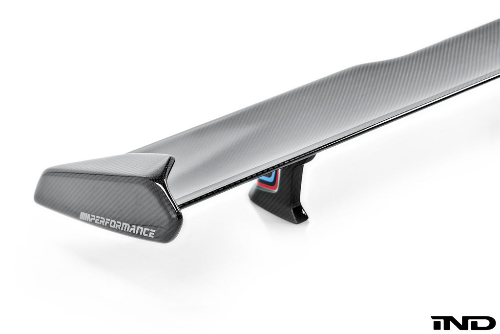 BMW M Performance F82 M4 Carbon Fiber Wing 8