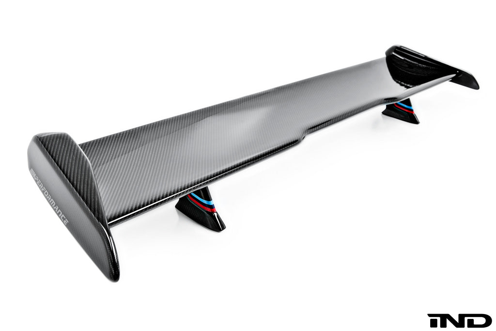 BMW M Performance F82 M4 Carbon Fiber Wing 1