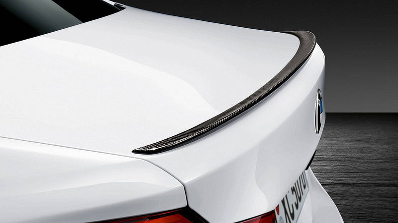 BMW G30 5-Series M Performance Carbon Trunk Spoiler  1