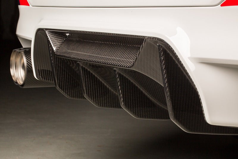 BMW F90 M5 M Performance Carbon Rear Diffuser 9