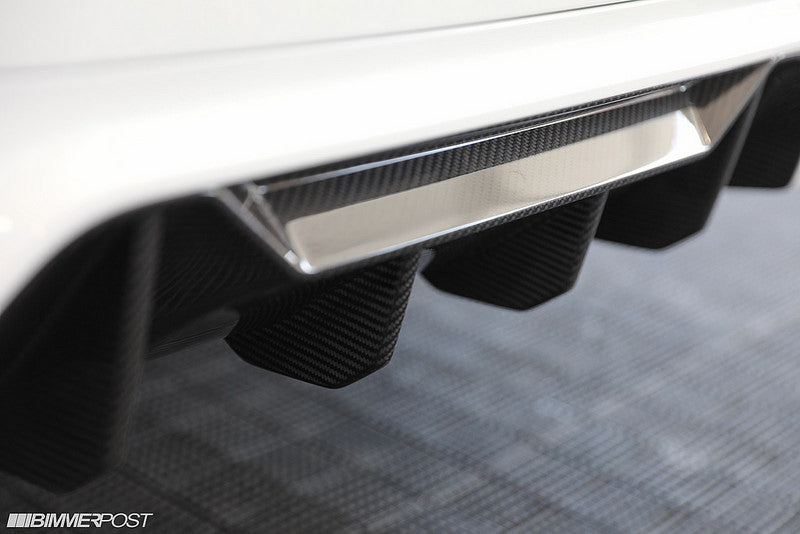 BMW F90 M5 M Performance Carbon Rear Diffuser 11