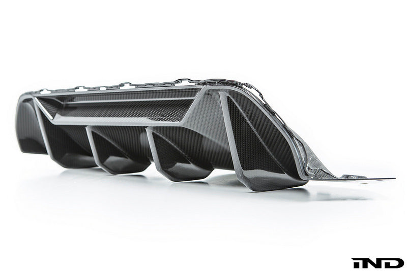 BMW F90 M5 M Performance Carbon Rear Diffuser 1