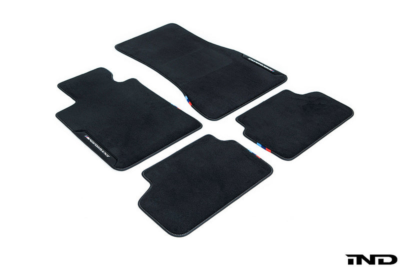BMW M Performance F90 M5 Floor Mat Set  1