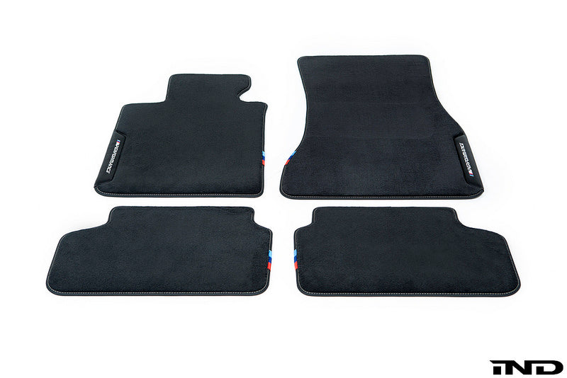 BMW M Performance F90 M5 Floor Mat Set  2