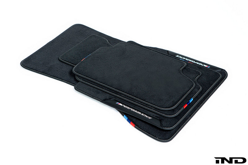 BMW M Performance F90 M5 Floor Mat Set  5