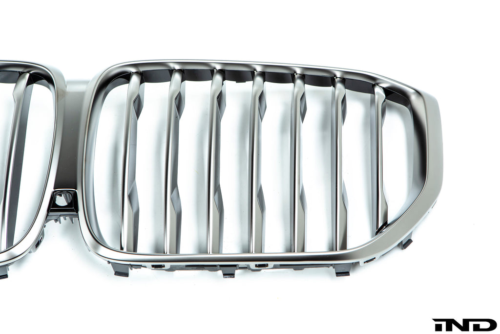 BMW g05 x5 front grille cerium grey - iND Distribution