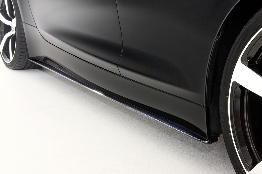 3d design e89 m sport carbon fiber side skirt set - iND Distribution